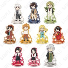 Bungo Stray Dogs Wan!: Armed Detective Agency Ver. Acrylic Stand Figure Box Set