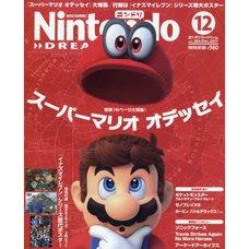 Nintendo Dream December 2017