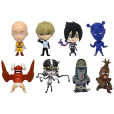 16d Trading Figure Collection: One-Punch Man Vol. 1 Box Set