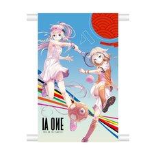 IA & OИE Sports B2 Tapestry