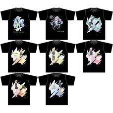 Vocaloid x NewDays T-Shirt Collection