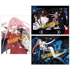 Darling in the Franxx Acrylic Plate Collection