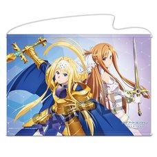 Sword Art Online: Alicization - War of Underworld Asuna & Alice: War Ver. Tapestry