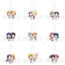Love Live! Series Acrylic Stand Collection