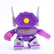 """Action Vinyls Transformers 8"""" Shockwave"""
