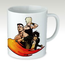 The King of Fighters '94: Rebout Japan Team Mug