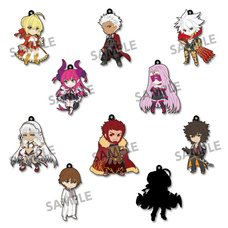 Pikuriru! Fate/Extella Trading Straps Vol. 1 Box Set