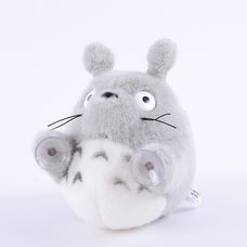 Oh Totoro Plush Toy w/ Suction Cups