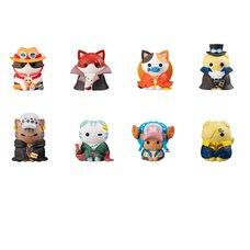 Mega Cat Project One Piece Nyan Piece Nyan! Vol. 1: I'm Gonna Be King of Paw-rates!! Box Set w/ Bonus