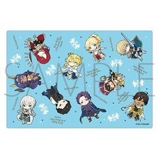 Fate/Grand Order -Divine Realm of the Round Table: Camelot- Pass Case