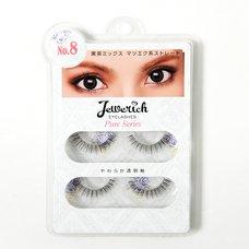 Jewerich Pure Series Eyelashes No. 8