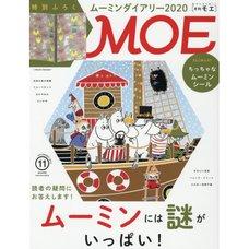 Moe November 2019