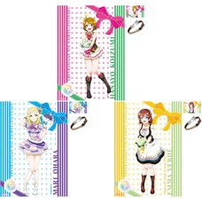 Love Live! Series 9th Anniversary Memorial Goods Matching Set Vol. 8
