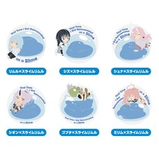 Nendoroid Plus That Time I Got Reincarnated as a Slime Rimuru Trading Rubber Coasters