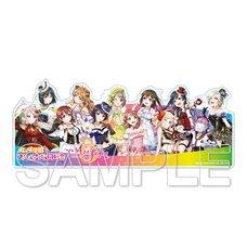 Love Live! Nijigasaki High School Idol Club Acrylic Memo Board
