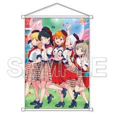 Love Live! Superstar!! Liella! B2-Size Tapestry