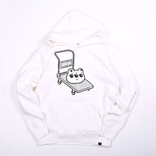 PARK Single Heikou Kumame Cart Hoodie