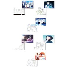 The Irregular at Magic High School: Visitor Arc Artwork Clear File Set