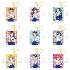 Love Live! Sunshine!! Pilot Ver. Pass Case Collection