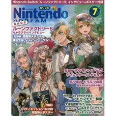 Nintendo Dream July 2021