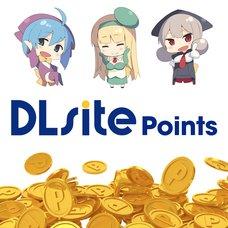 DLsite Points
