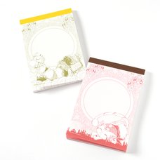 Sindbad the Sand-Cat Note Pads