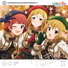 The Idolm@ster Million The@ter Generation Vol.13: 3 little candy