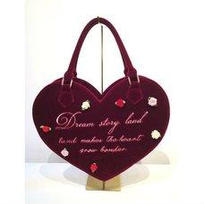 Swankiss Love Rose Bags