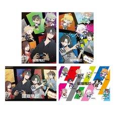 Kagerou Project Game Avatar Ver. Postcard Set