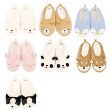 Marshmallow Animal Room Shoes