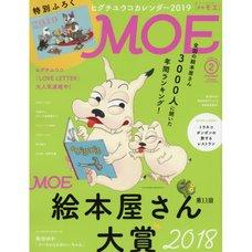 Moe February 2019
