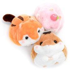 Coroham Coron Manmaru Friends Hamster Plush Collection (Big)