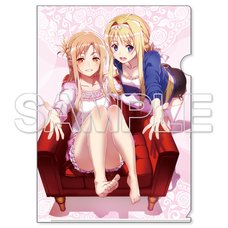 Sword Art Online: Alicization Clear File Vol. 6