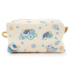 Natsume's Book of Friends Nyanko-sensei Caramel Pouch