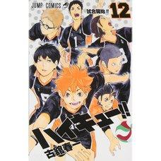 Haikyu!! Vol. 12
