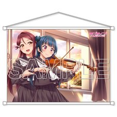 Love Live! Sunshine!! Aqours Riko & Yoshiko Vol. 2 B2-Size Tapestry