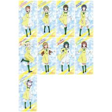 Love Live! Nijigasaki High School Idol Club Future Harmony Desk Mat Collection