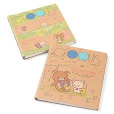 Rilakkuma Korilakkuma to Atarashii Otomodachi Croquis Sketchbook