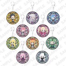 Re:Zero -Starting Life in Another World- Acrylic Keychain: 2nd Season Ver. Complete Box Set