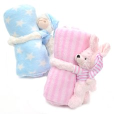 Dakko Pajama Doll Blanket