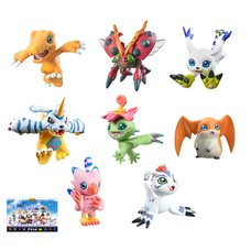 Digimon Adventure DigiColle Mix Box Set w/ Limited Bonus