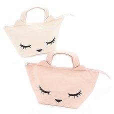 Pooh-chan Face Mini Tote Bag