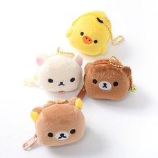 Rilakkuma Korilakkuma to Atarashii Otomodachi Mascot Keychains