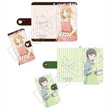 Sword Art Online the Movie: Ordinal Scale Notebook-Style Smartphone Case Collection
