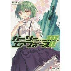 Girly Air Force Vol. 3 (Light Novel)