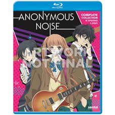 Anonymous Noise Complete Collection Blu-ray