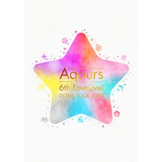 Aqours 6th LOVELIVE! Dome Tour 2020 Pamphlet