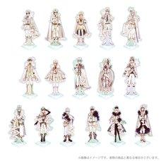 IDOLiSH7 5th Anniversary Event /BEGINNING NEXT Aurora Acrylic Stand Collection Vol. 1