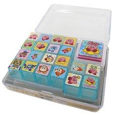 Kirby Super Star Full Stamp Set