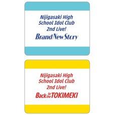 Love Live! Nijigasaki High School Idol Club 2nd Live! Wristband